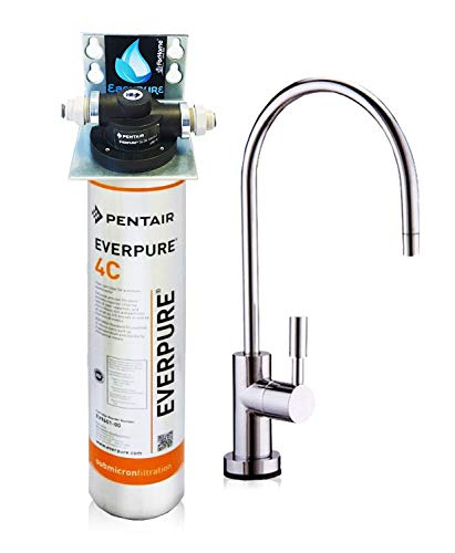 Depuratore Acqua ForHome® Easy Micro Filtrazione Con Everpure 4C