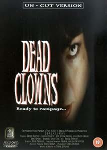 Dead Clowns [DVD]