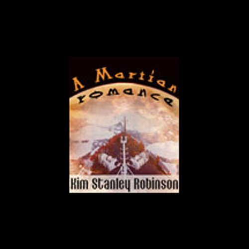 A Martian Romance  Audiolibri