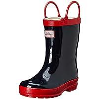 hatley Unisex-Child Rain Boots