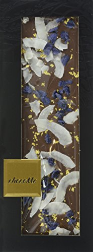 chocome-entree-exclusive-milk-chocolate-with-genuine-gold-flakes-violet-petals-and-coconut-shavings-