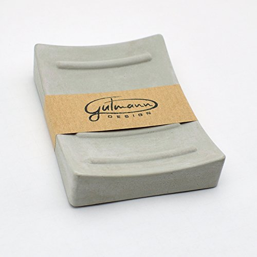 Seifenschale aus Beton Seifenhalter Seifenablage handgemacht