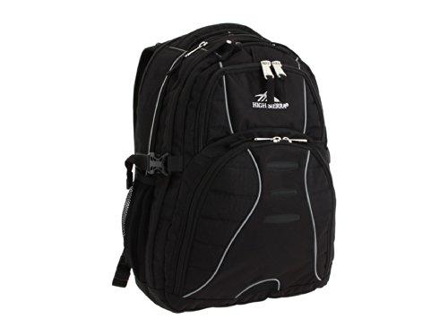 High Sierra Swerve Laptop Backpack, Black