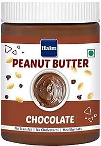 HAIM Peanut Butter (Vegan, Gluten Free, Non-GMO ) (2. Chocolate PB, 400g)