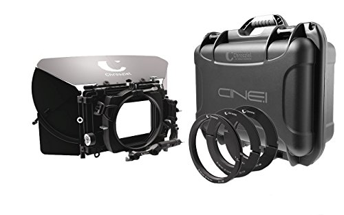 Chrosziel 565-06-KIT-15 Swing-Away MatteBox Kit MB 565 Triple für 15 mm Rohre Chrom/schwarz Chrosziel Matte Box