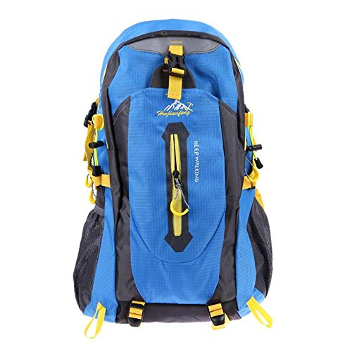 TnXan 40L Outdoor Backpack Camping Bag Waterproof Backpack small Backpack Mountaineering Bag Riding Hiking Backpack Notebook Rucksack Bicycle Backpack travel Outdoor Bag Men and Women Sports Bag