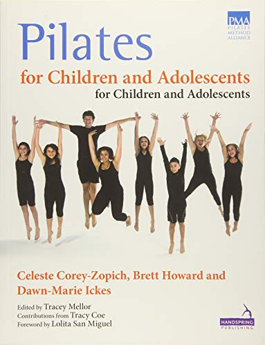Zoom IMG-3 pilates for children and adolescents