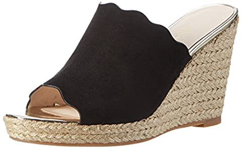 Another Pair of Shoes Damen WeraE1 Pantoletten, Schwarz (Black01), 39 EU
