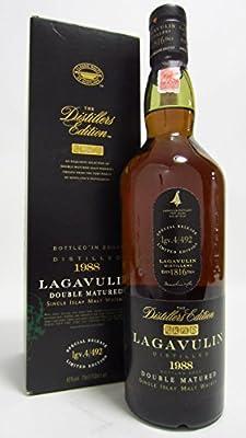 Lagavulin - Distillers Edition - 1988 16 year old