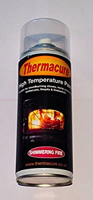 Thermacure Shimmering Fire High Temperature Heat Spray Paint-stove Bbqexhausts