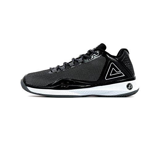 PEAK Unisex Basketballschuh Tony Parker TP IV Black / White
