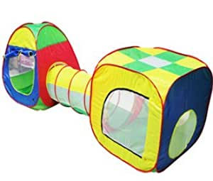 Rat Large Indoor and Outdoor Children's Baby Crawl Tube Tunnel Tent Baby Toys Playhouses