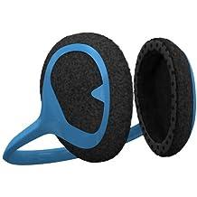 Windfree Windgeräuschreduzierung Windschutz Ohren Höhrgerät Farbe Blau