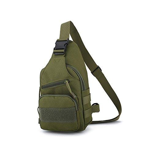 Faysting EU borsa a tracolla Messenger Bag per uomo studenti militare stile vari colori per scegliere buon regalo F