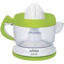 Ufesa EX4938 - Exprimidor, color verde y blanco