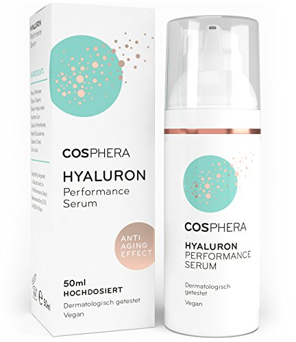 Cosphera - Hyaluron Performance Serum hochdosiert 50 ml...