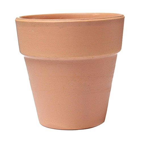 REFURBISHHOUSE Terrakotta-Topf Lehm Keramik Keramik Pflanzer Blumentoepfe Halter Hausgarten Dekor -