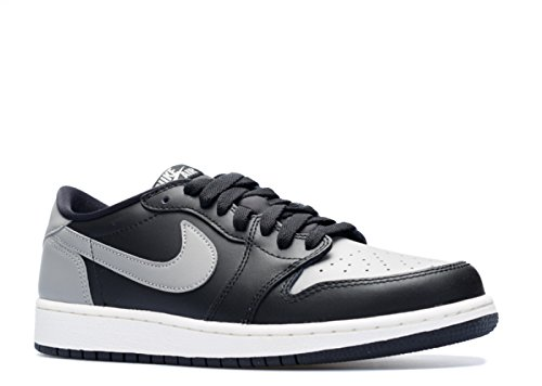 AIR JORDAN 1 LOW OG BG (GS) 'SHADOW' - 709999-003 - SIZE 6 - US Size