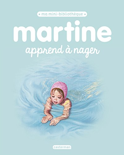 Martine apprend  nager