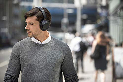 Sony WH-1000XM3 Wireless Industry Leading Noise Cancellation Headphones with Alexa (Black) Image 5