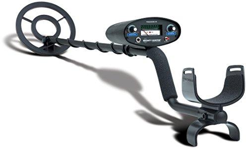 Bounty Hunter Tracker IV Metalldetektor Metallsuchgerät mit Metallfilterfunktion