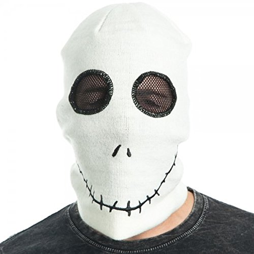 Nightmare Before Christmas Jack Ski Mask