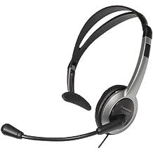 Panasonic RP-TCA430E-S - Auriculares de diadema abiertos, plateado