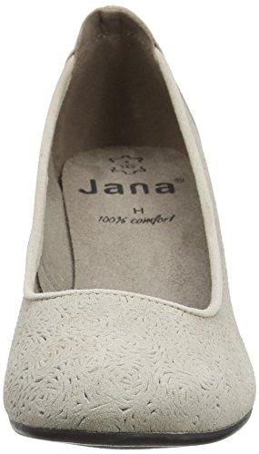 Jana Damen 22301 Pumps Beige (TAUPE 341)
