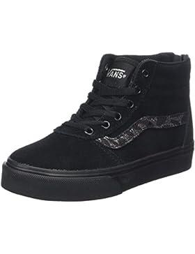 Vans Maddie Hi Zip, Zapatillas Para Niñas