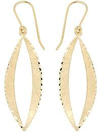 Lucchetta - Bijoux Or 18 carats (750) pour Dames, Boucles d'oreilles en Or 18 carats