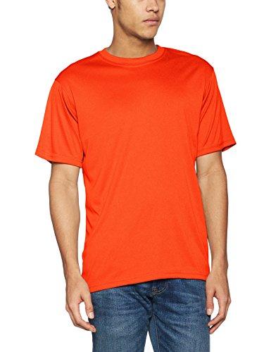 James & Nicholson Herren T-Shirt Men's Active-t Rot (Grenadine)