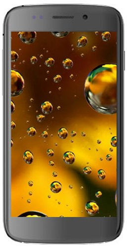 Micromax Canvas 4 A210 (Grey) image
