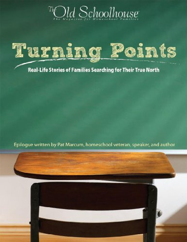"""Turning Points: Real-Life Stories of Families Searching for Their """"True North"""" (English Edition)"""