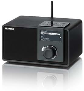 Noxon iRadio 300 Internetradio mit LC-Display (20 Watt)