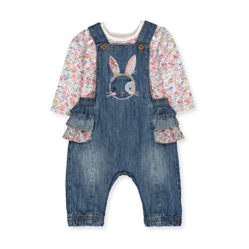 Mothercare NB MFB Knitted Dungaree Set Conjunto para Beb/és