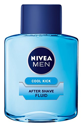 Nivea Men Cool Kick After Shave Fluid, 100 ml