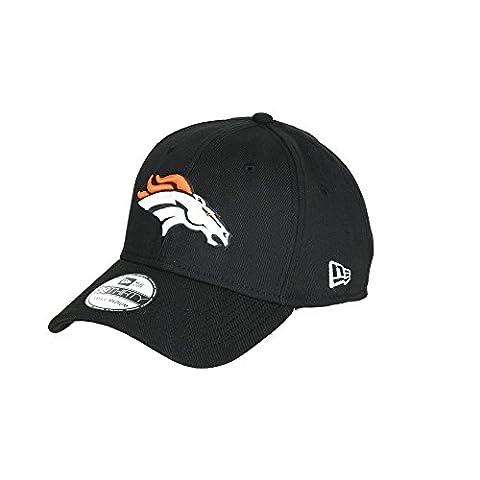 New Era NFL Black Denver Broncos snapback S/M black