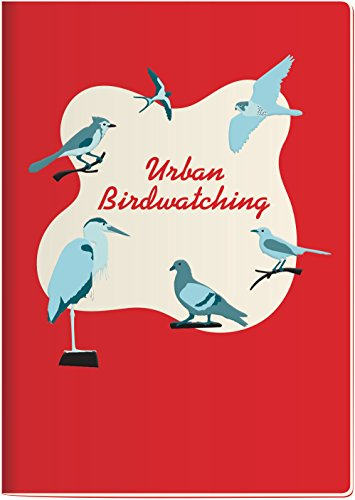 Urban Birdwatching Notebook - 7