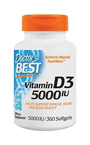 Doctors-Best-Vitamin-D3-5000Iu-Soft-Gels-360-Count