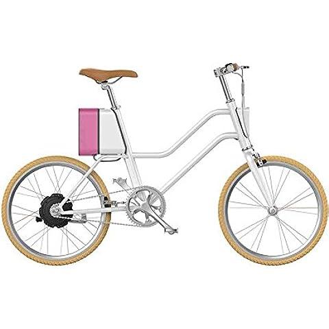 E-Bike yunbike C1Donna/Unisex, in alluminio bicicletta elettrica