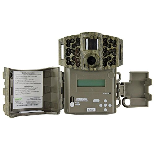 Moultrie M-880 Gen2 Long Range Nighttime IR Camera
