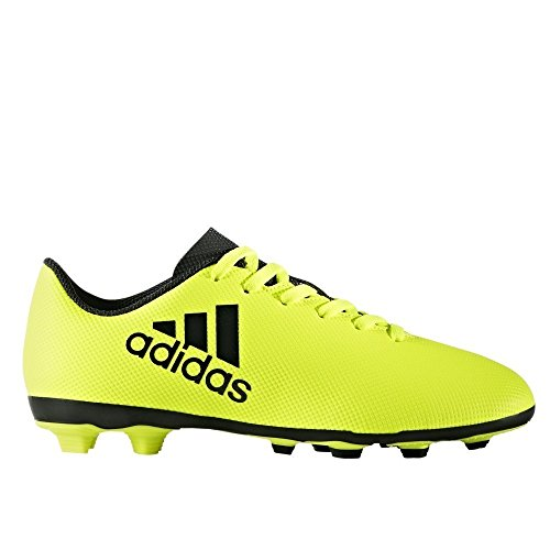 the latest 98414 87c56 adidas X 17.4 FxG J Zapatillas de Fútbol, Color 000 Syello Legink Legink