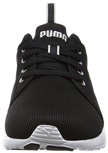 Puma Carsonrunnerf6, Chaussures d'Athlétisme Mixte Adulte Noir (Black/Puma Silver 03)