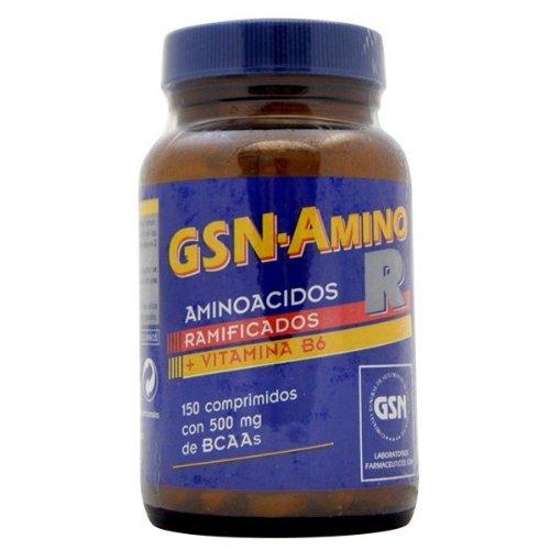 GSN Amino-R 150X500MG