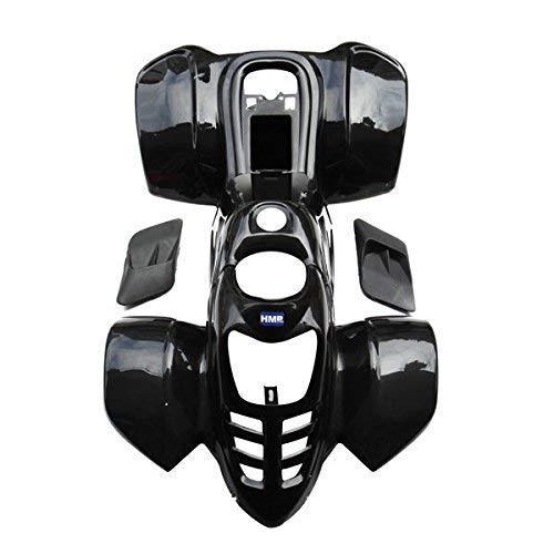 HMParts China Quad ATV Kinderquad 50 - 110 ccm Plastik Set schwarz