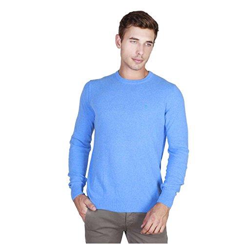Trussardi 32M39INT Pullover Herren Blau