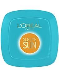 L'Oréal Paris Sublime Sun Poudre Solaire Visage/Décolleté Protection Avancée FPS 50+