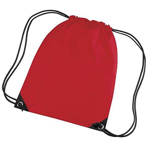 BagBase , Kinder Kinderhandtasche Rot - Rot