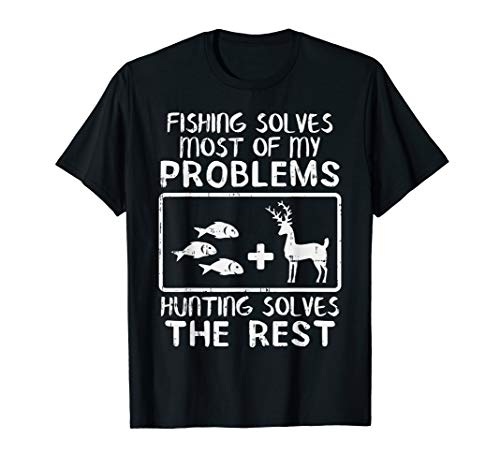 3709d6f53 Funny fishing t shirts the best Amazon price in SaveMoney.es