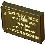 Batterie compatible pour SAMSUNG FJ-SLB-10A
